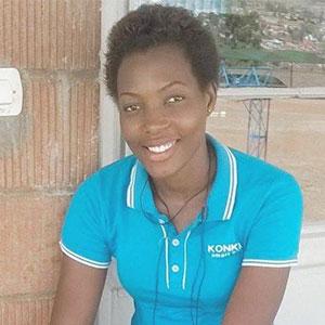 Seraphine Mukantambara