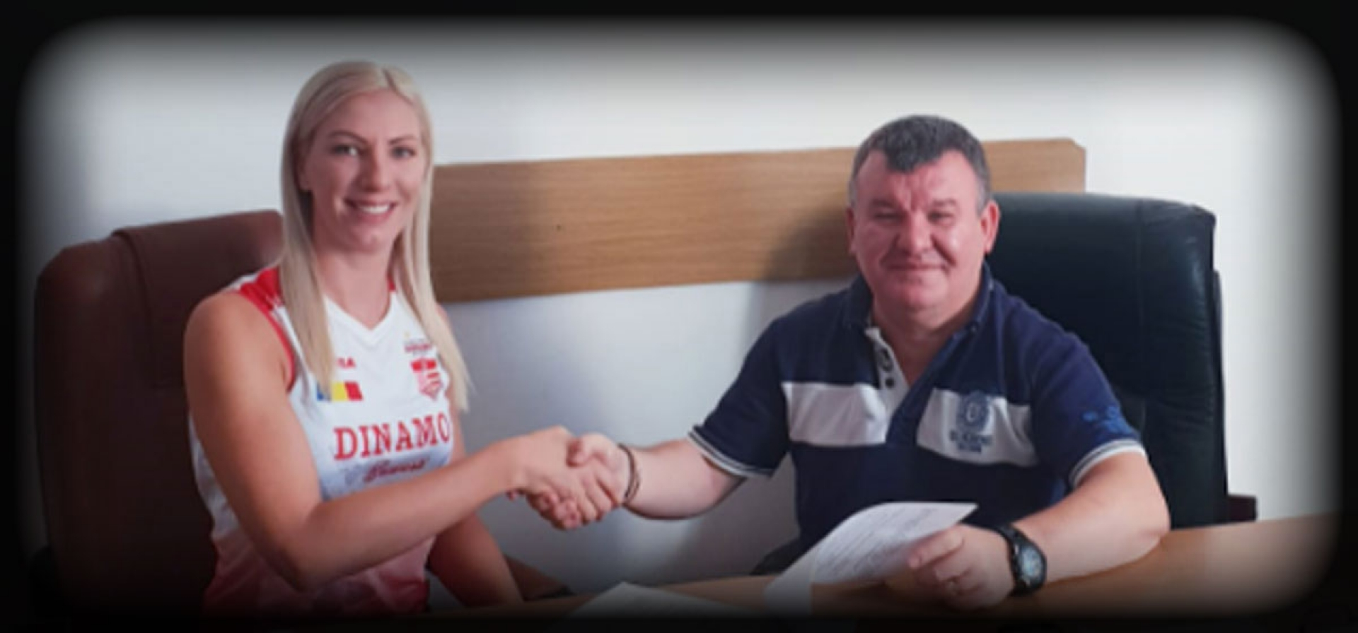MAJA BURAZER SIGNED WITH DINAMO!