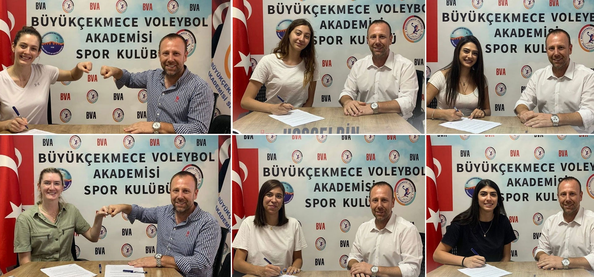 GREAT TRANSFER ATTACK FROM BUYUKCEKMECE SC!